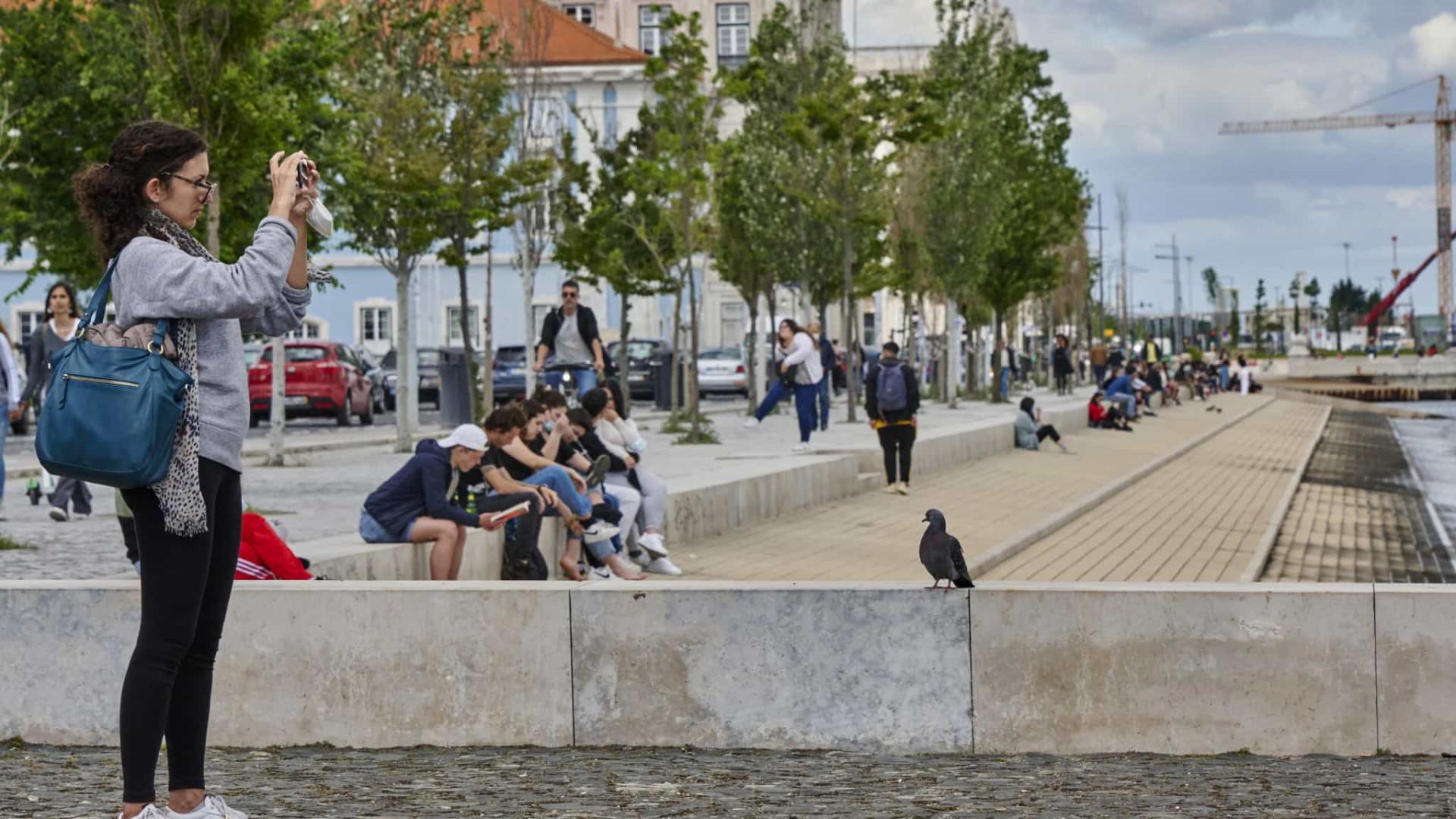 Covid-19: Portugal regista mais 1.604 casos e duas mortes