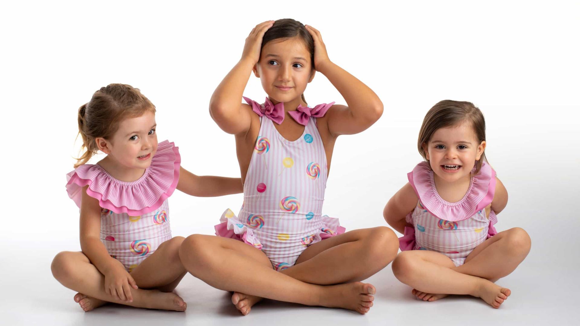 Meia Pata: A coleção de verão para os mais novos