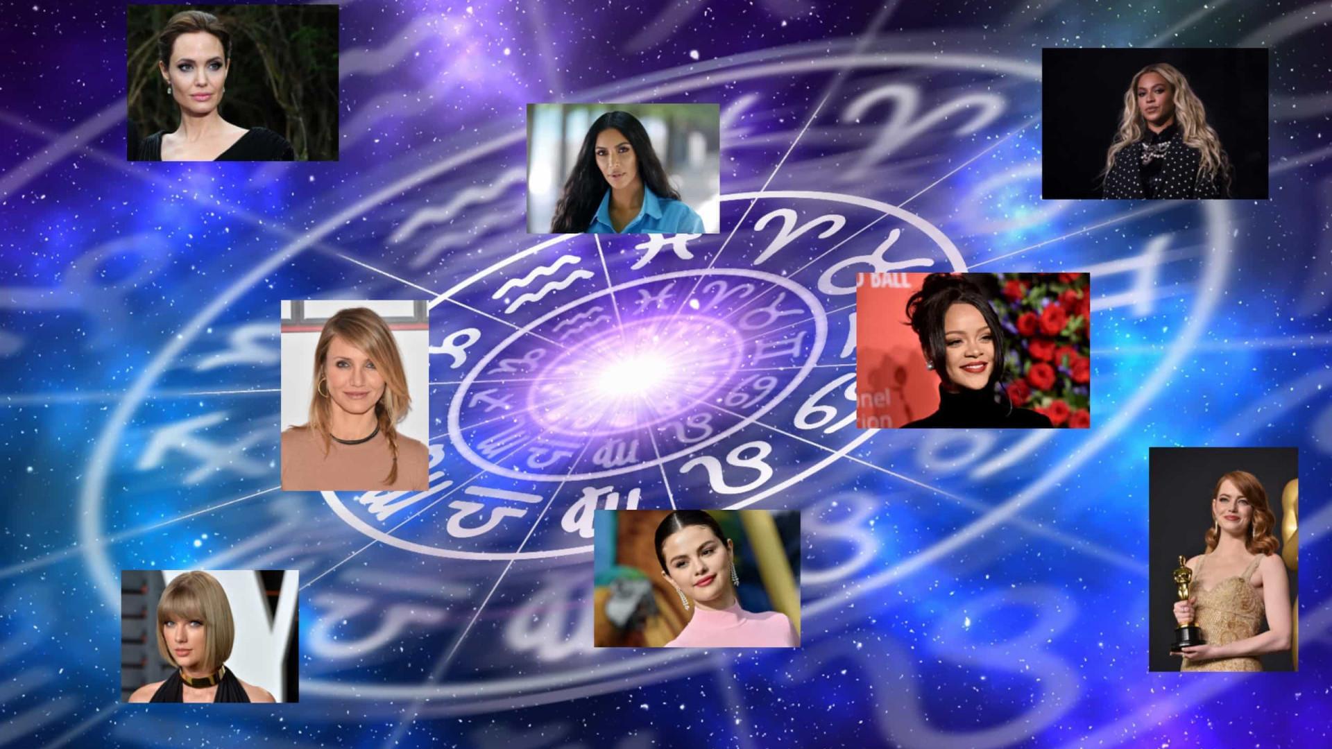 Celebridades que acreditam na astrologia
