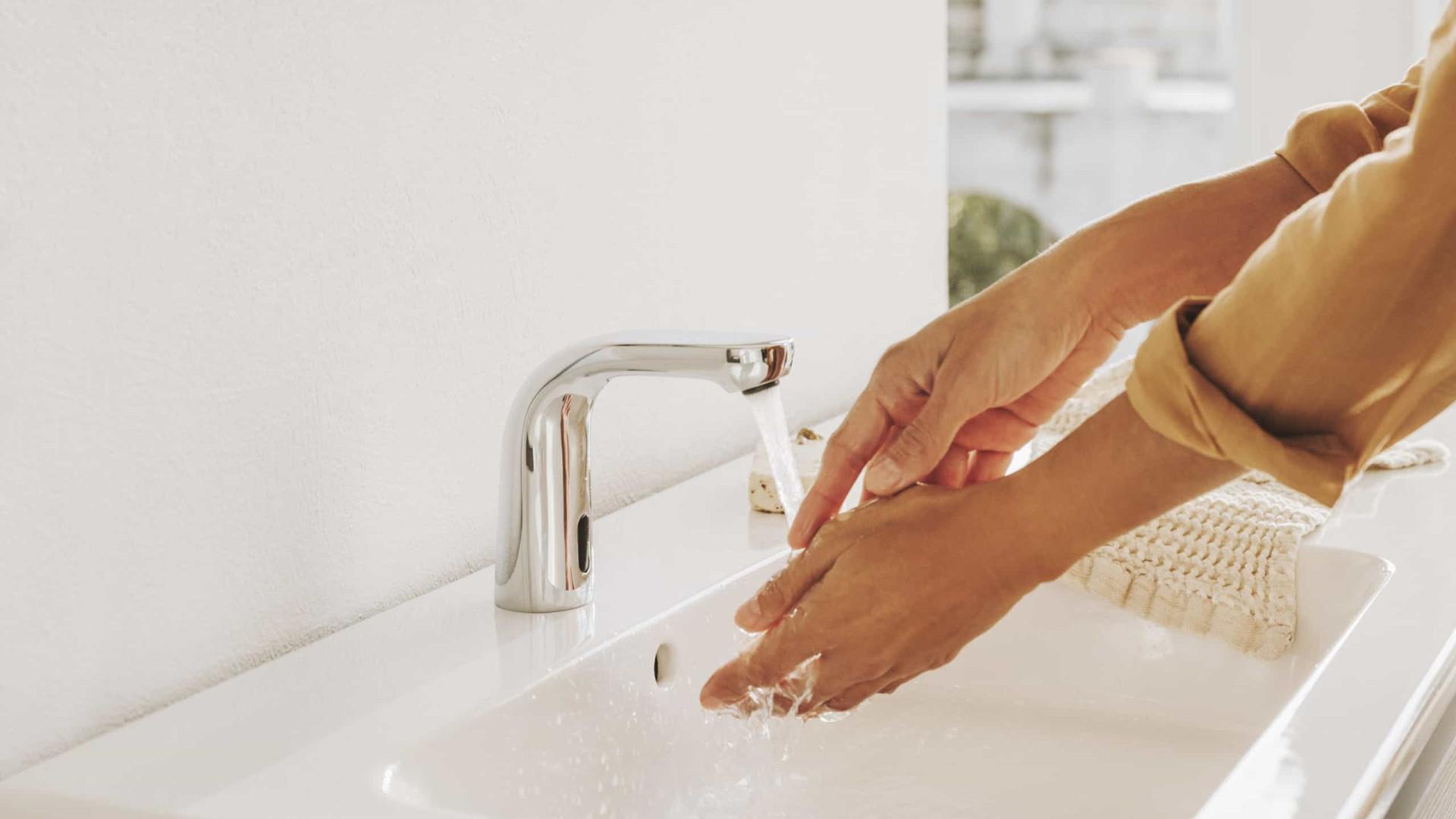 Roca lança soluções touchless: Impede o contacto com as mãos