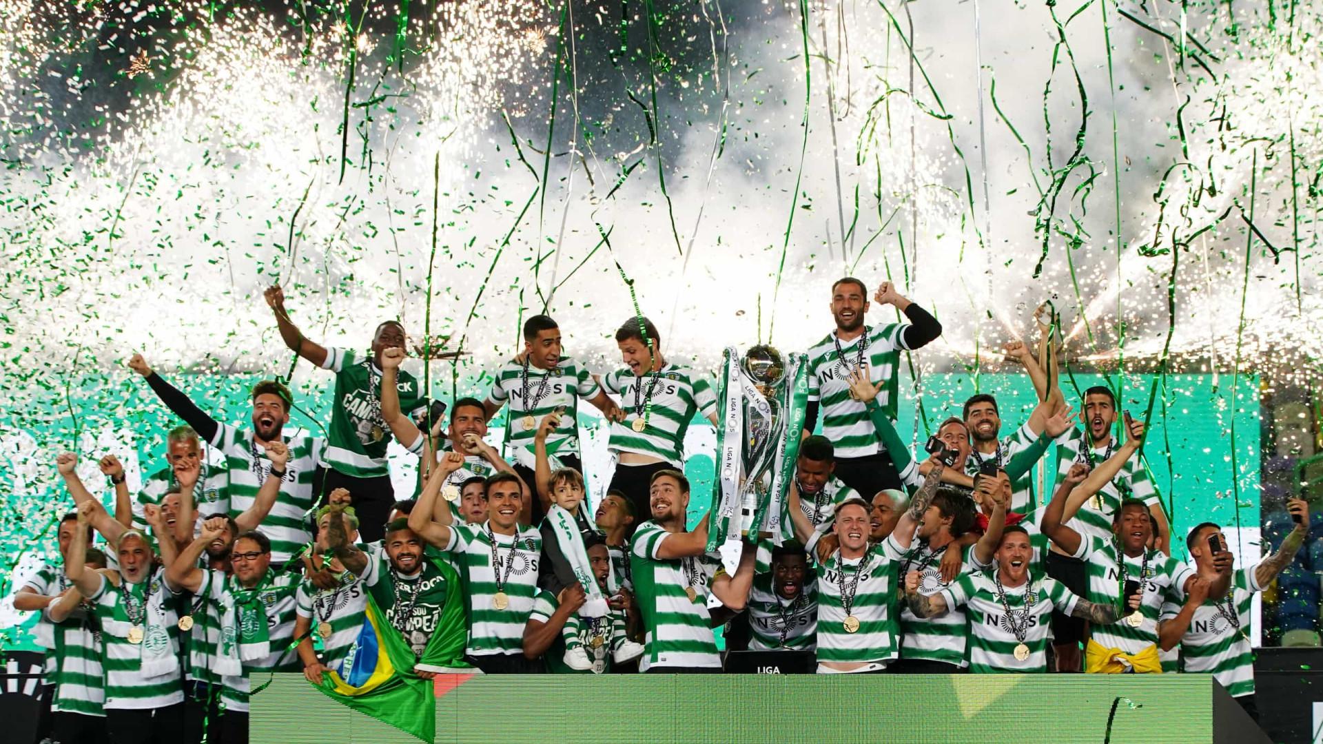 Sporting E Candidato A Recuperar A Hegemonia No Futebol Portugues