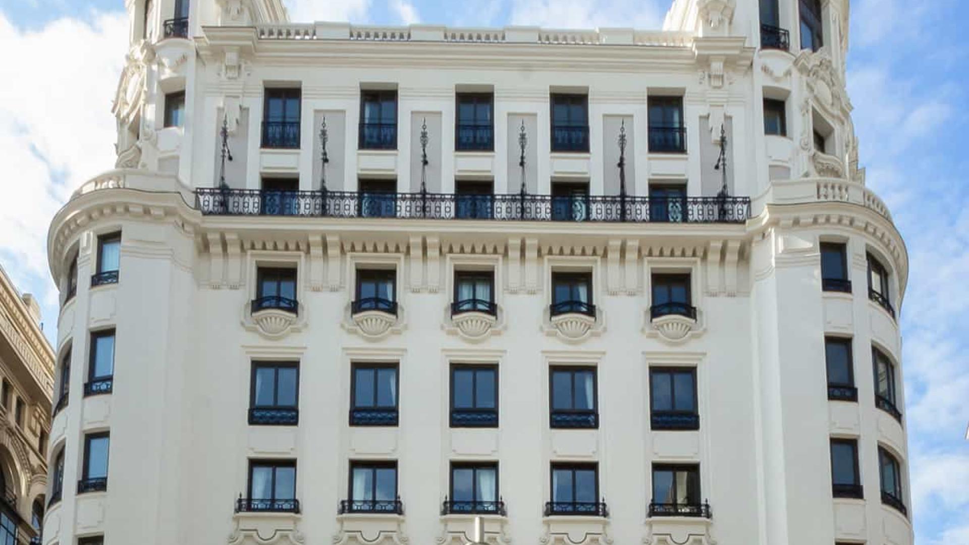 Pestana e CR7 abrem novo hotel em Madrid a 7 de junho (com imagens)