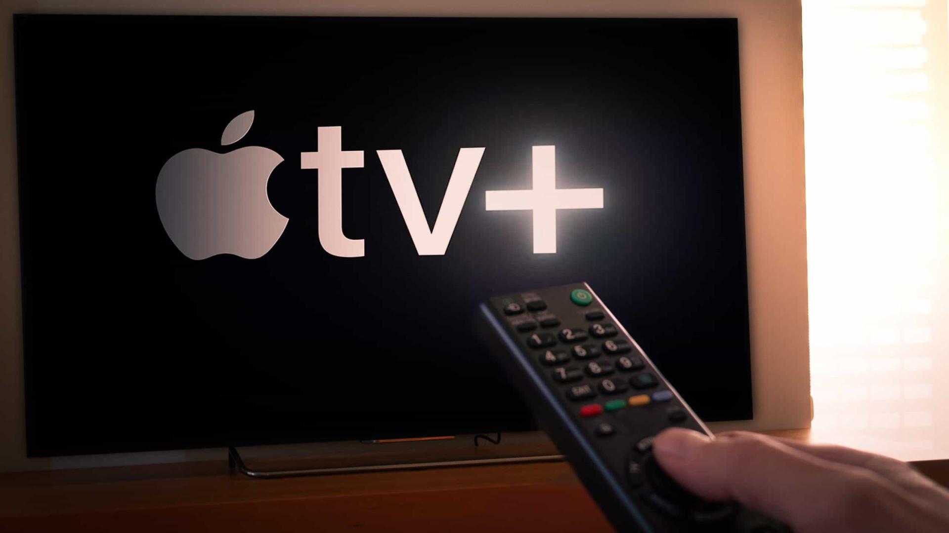 Previsão sobre crescimento do Apple TV+ não é animadora