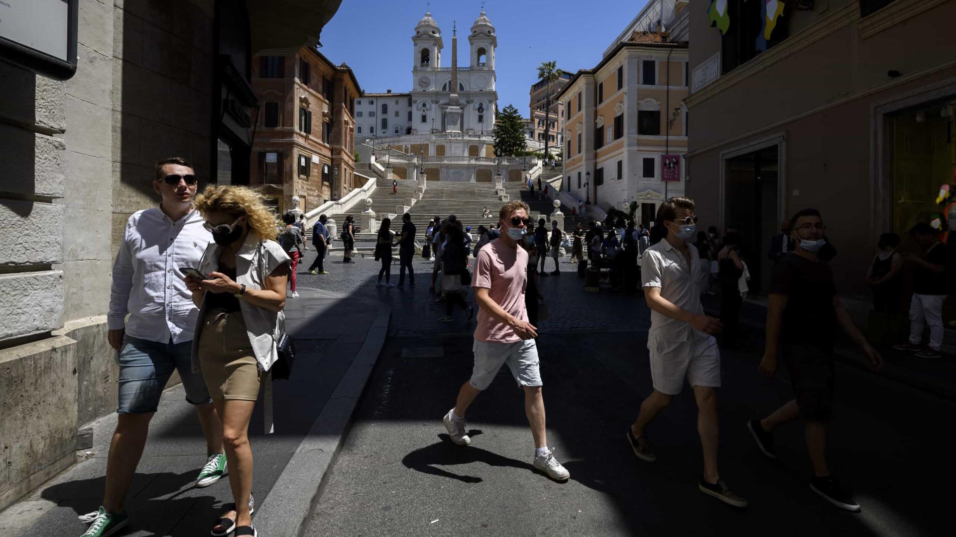 Itália reporta mais 927 novos casos e 28 mortes em 24 horas