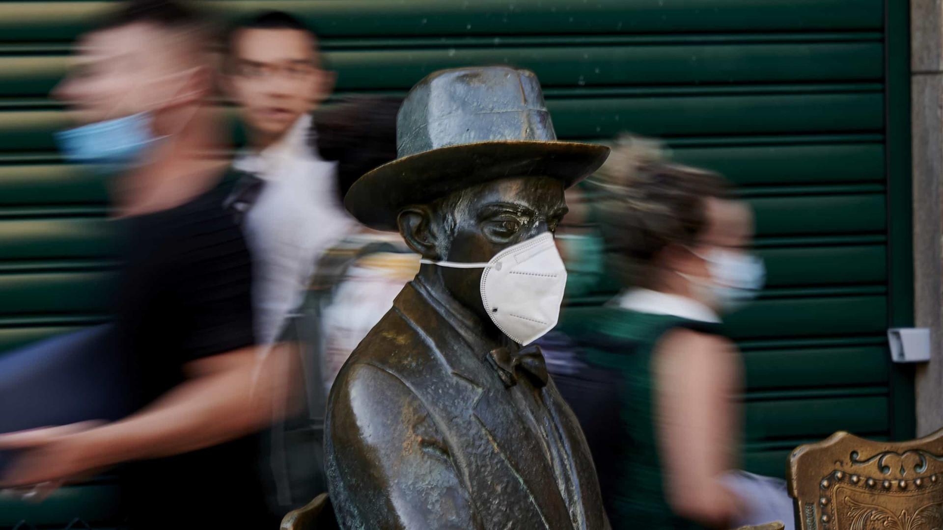 Entre 53 países, Portugal está em 31.º na resposta à pandemia