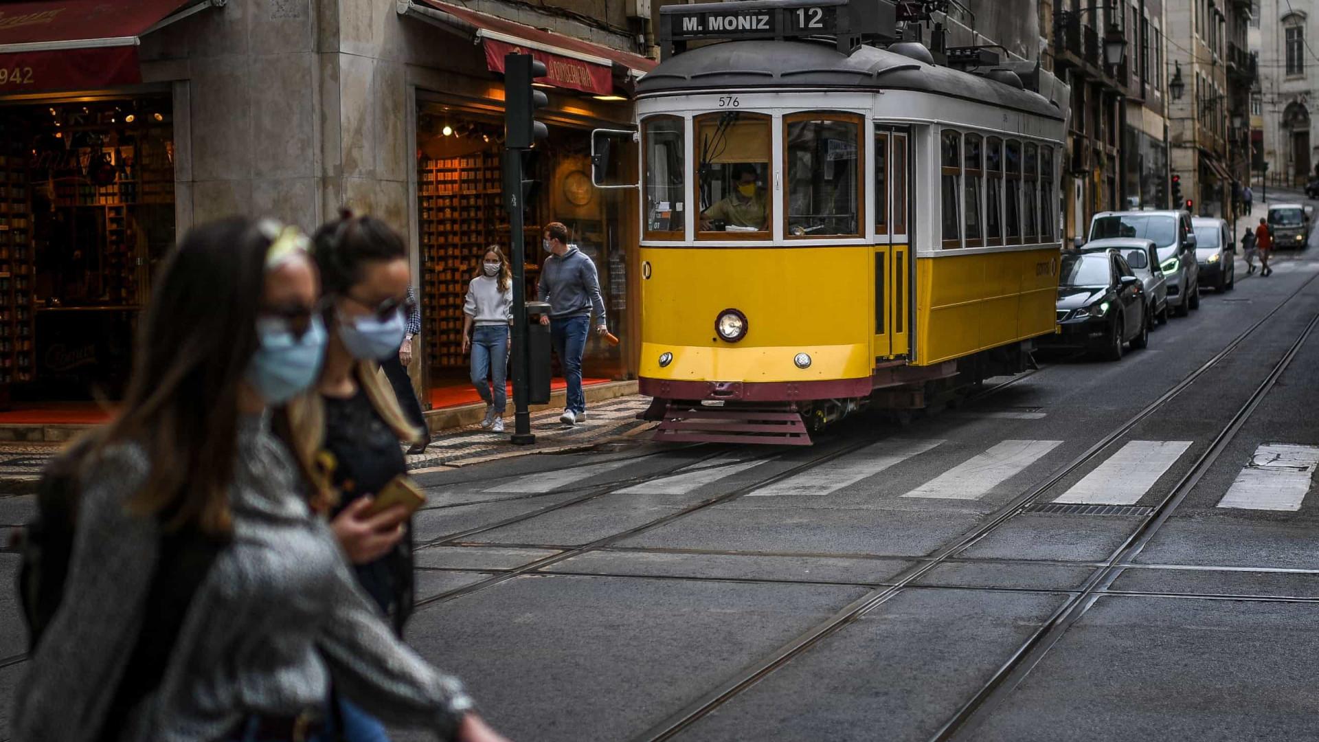 Prevalência da variante Delta é superior a 60% em Lisboa e Vale do Tejo