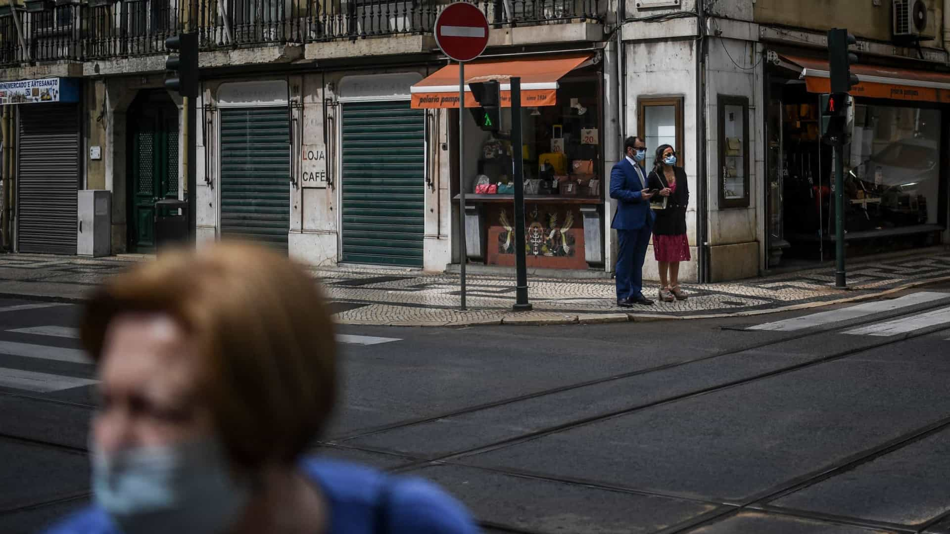 Portugal regista mais 941 casos de Covid-19 e três mortes