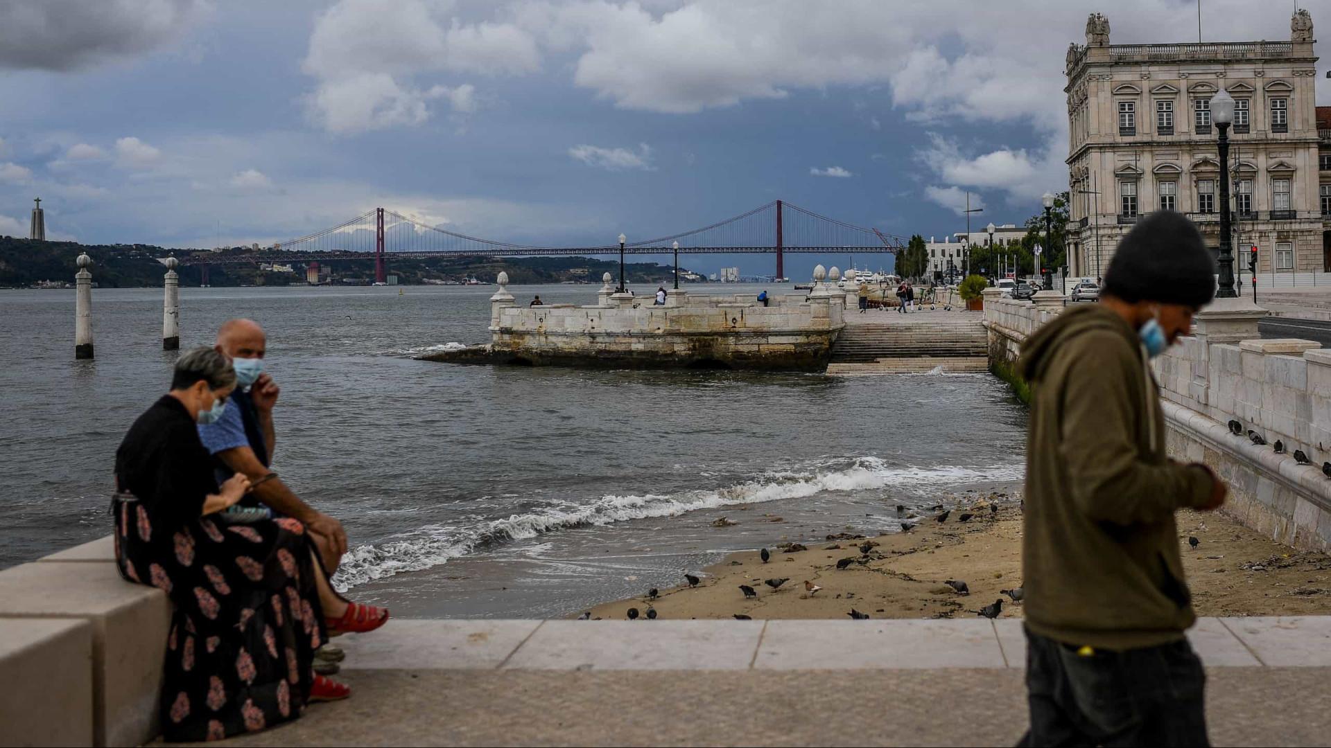 AO MINUTO: Prevalência da Delta superior a 60% em LVT; JO sem público?