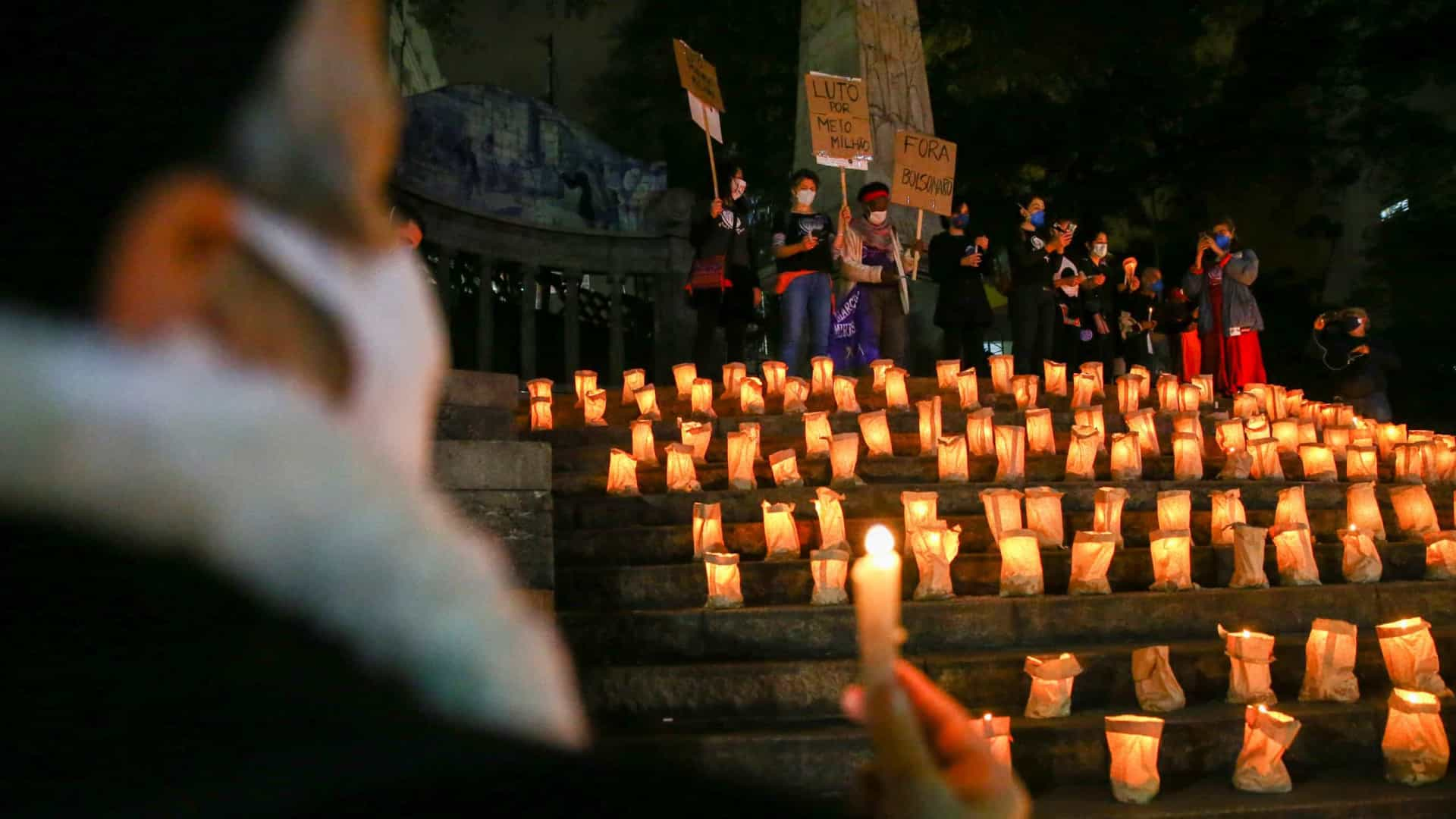 AO MINUTO: Índia reporta Delta Plus; Brasil passa os 18 milhões de casos