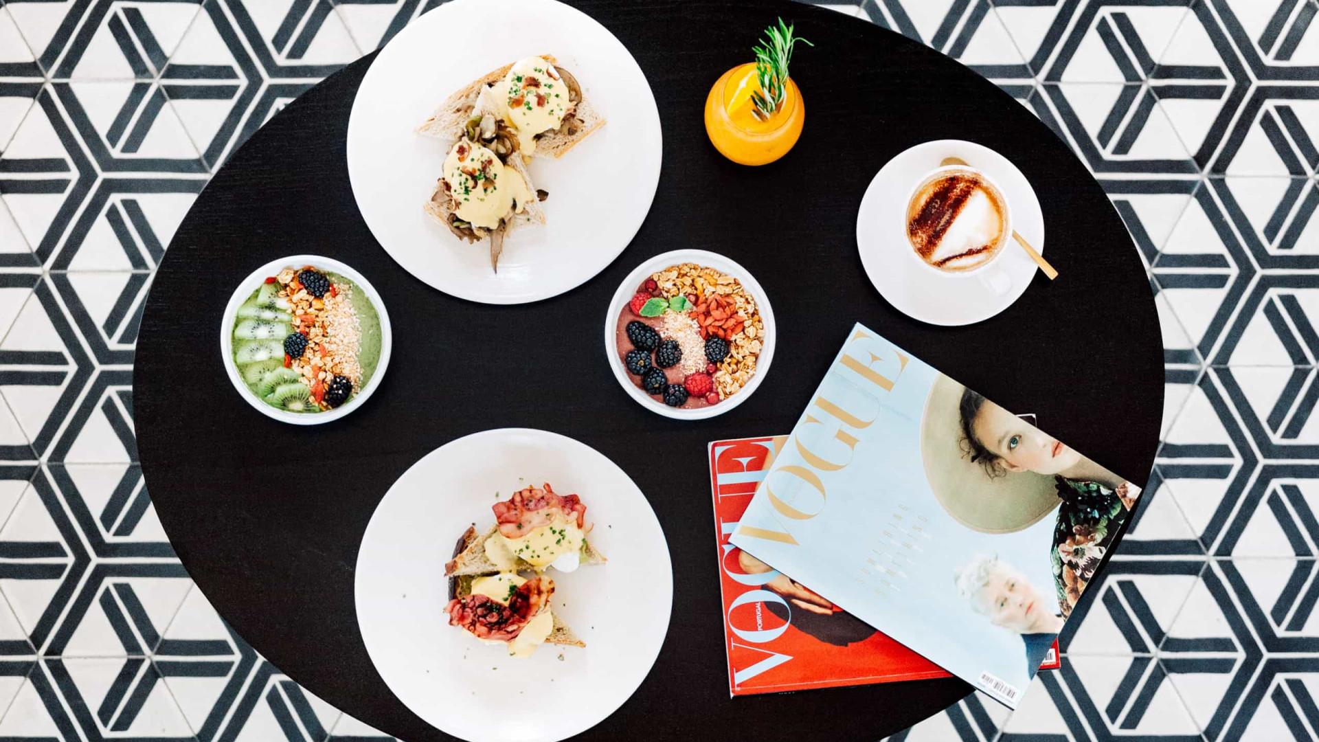 O brunch do Vogue Café Porto está de volta (e agora todos os dias)