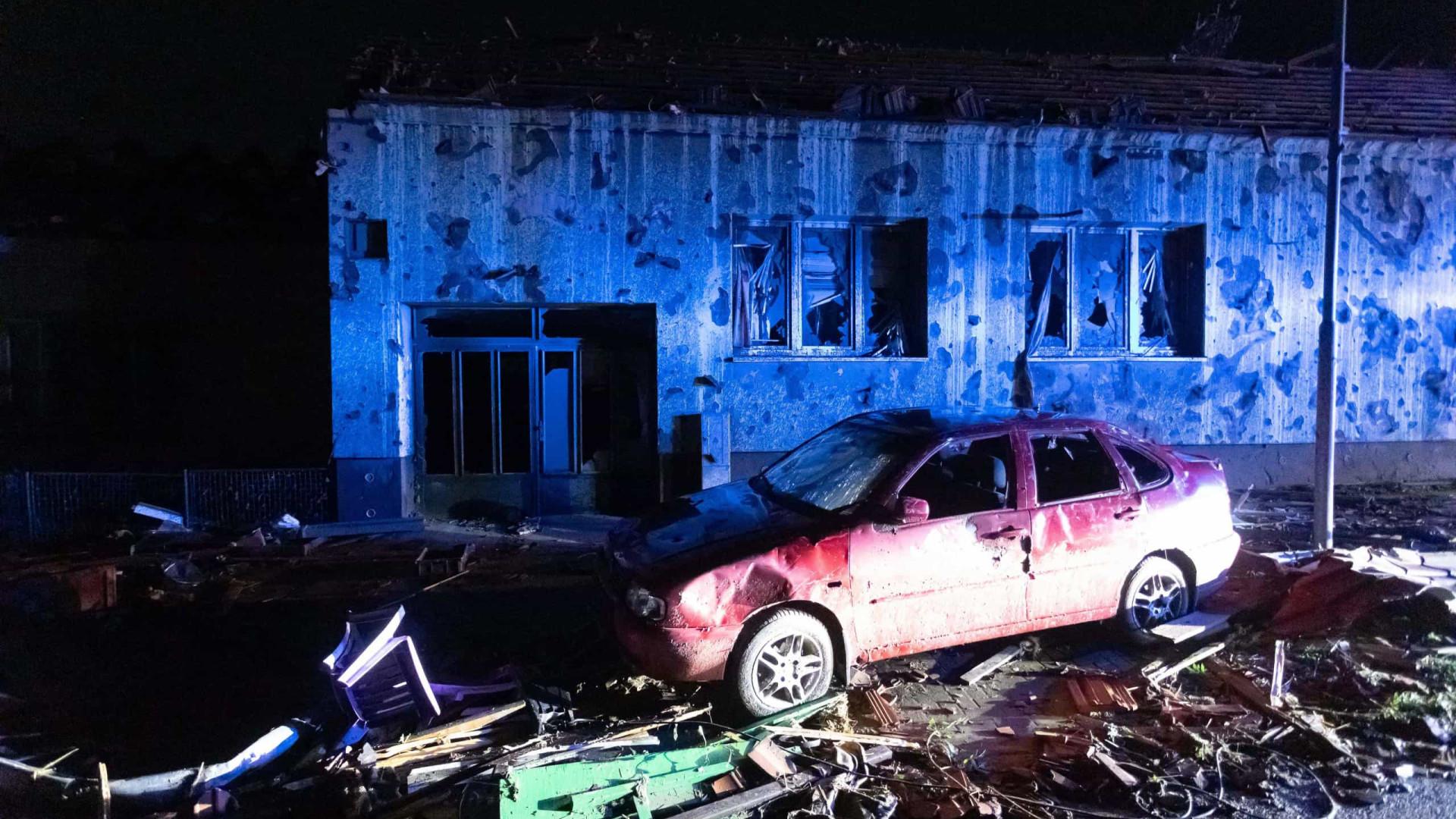 Tornado na República Checa faz três mortos e centenas de feridos