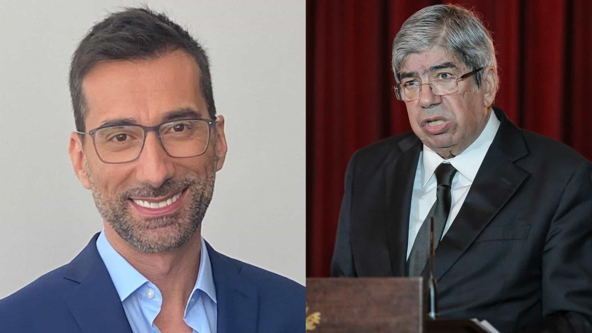 "Bento Rodrigues indignado com Ferro Rodrigues: ""Náusea!"""