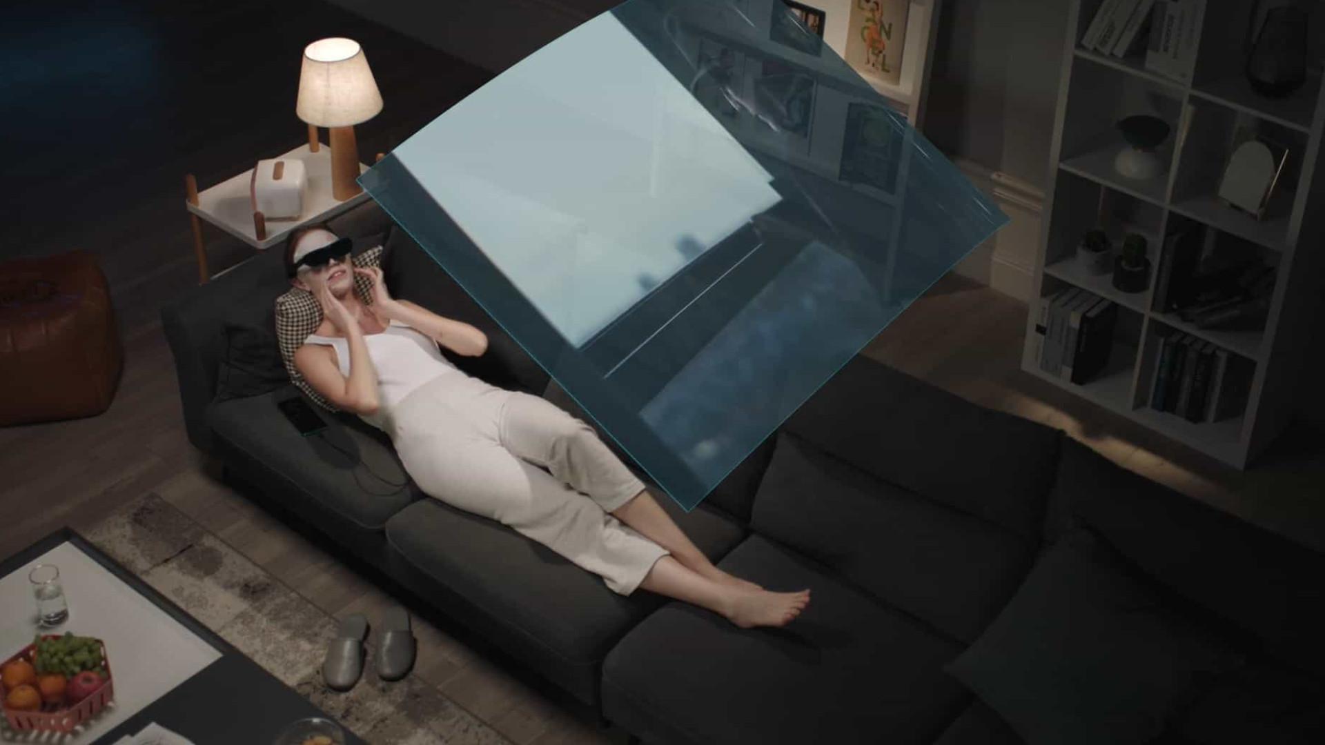 TCL confirma lançamento de óculos inteligentes para o próximo mês