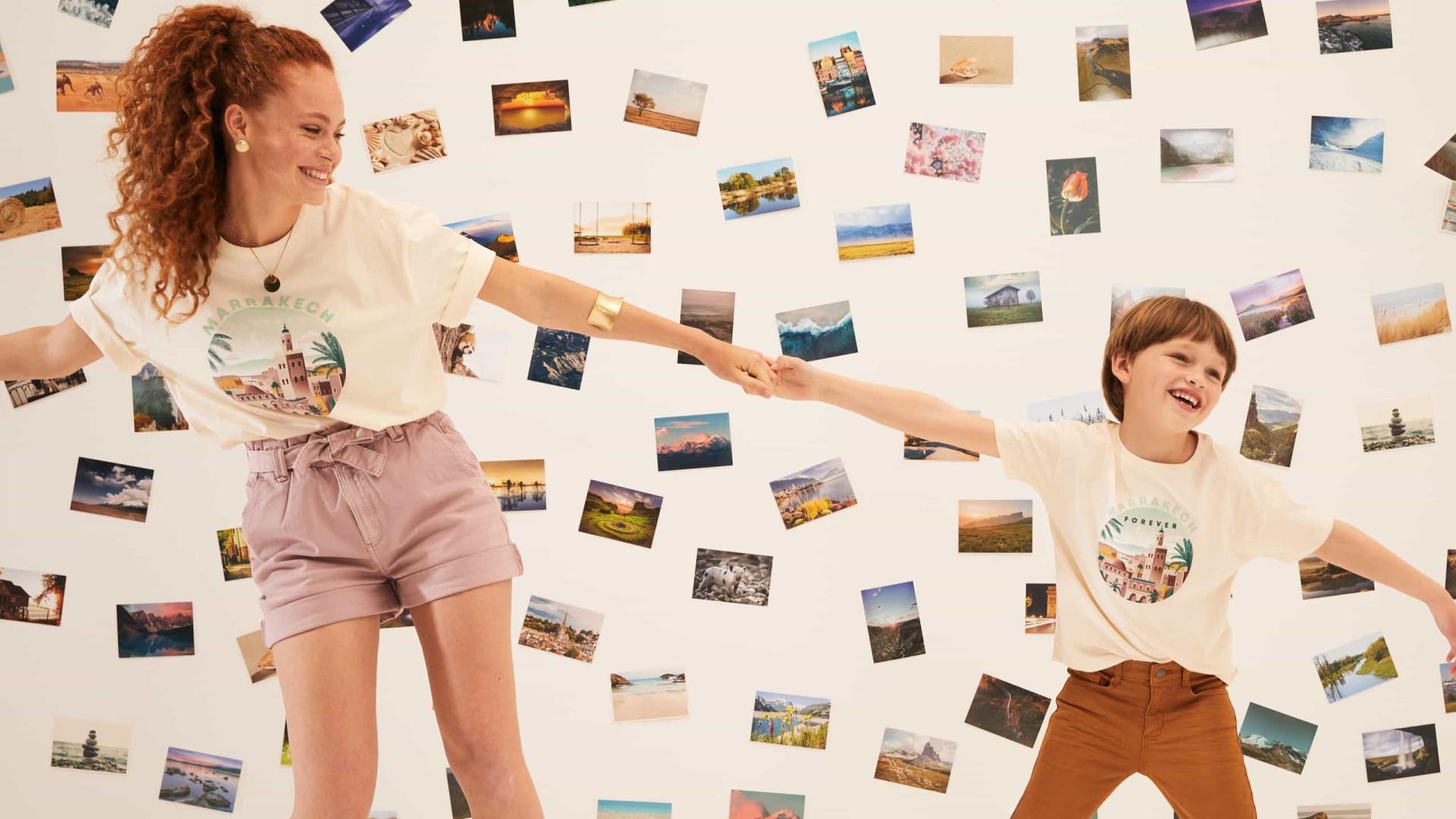 Imperdível! Essenciais da Kiabi dedicam t-shirt a Lisboa