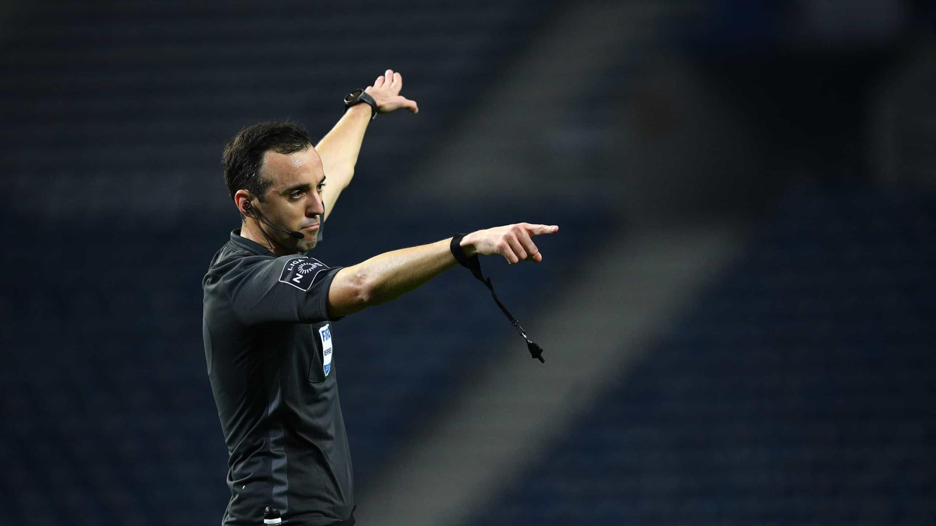 Já há árbitro para o jogo da Supertaça entre Sporting e Sp. Braga