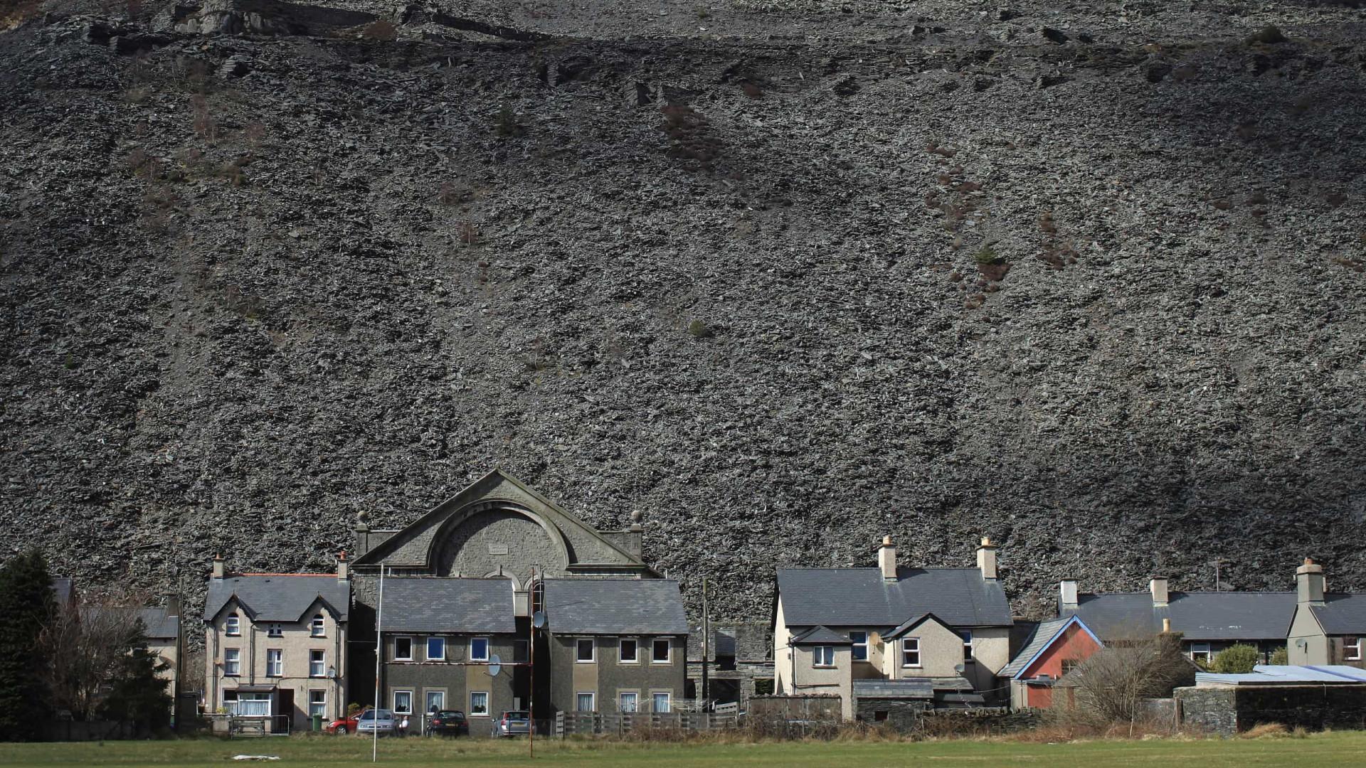 Pórticos de Bolonha e paisagens de Gales classificados pela UNESCO