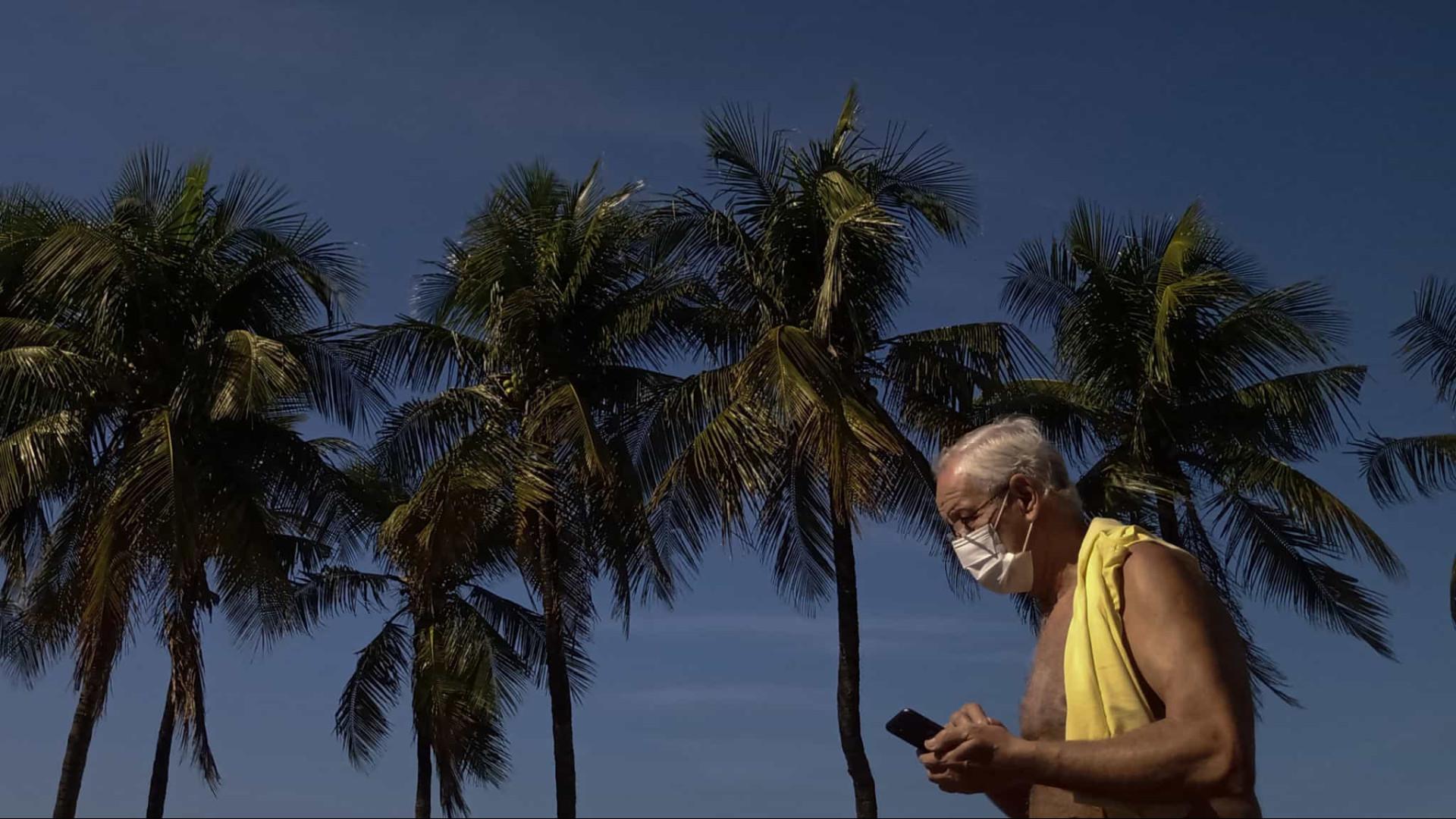 AO MINUTO: Norte e Alentejo preocupam. N.º de casos desce no Brasil