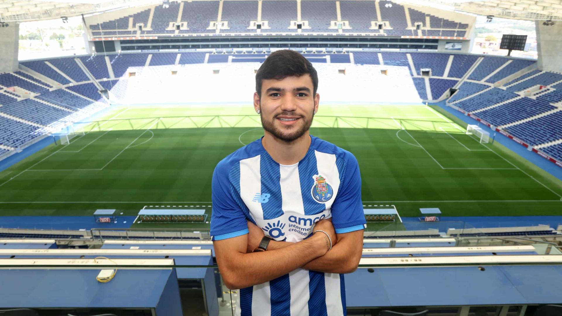 FC Porto anuncia reforço para a equipa B