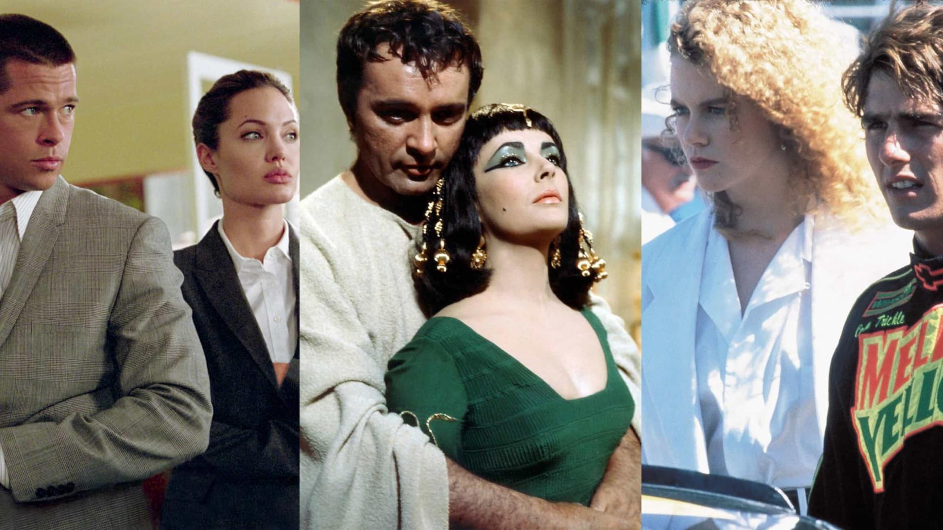 Filmes que arruinaram casamentos da vida real