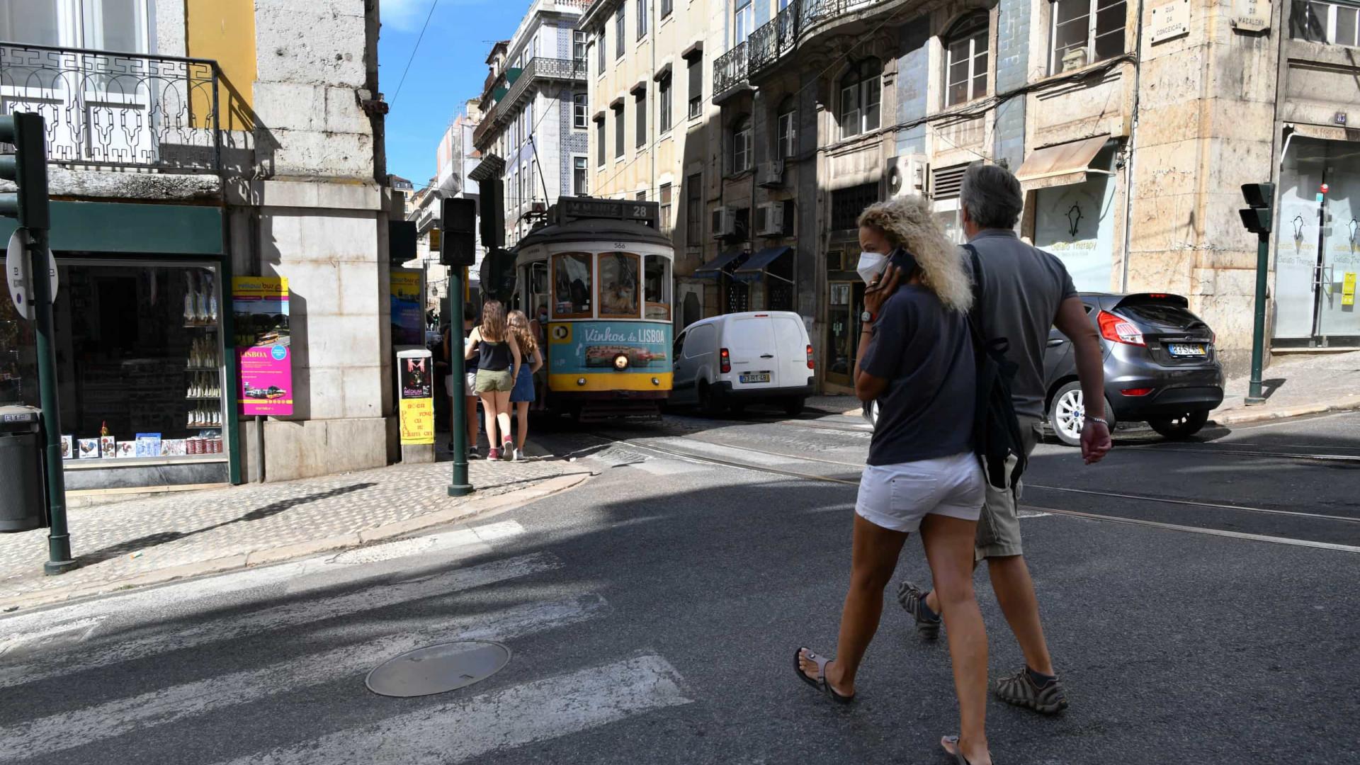 Portugal regista mais 7 mortes e 939 casos nas últimas 24 horas