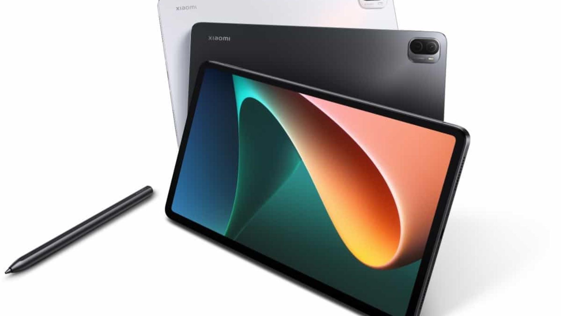 O novo tablet da Xiaomi tem lançamento confirmado na Europa