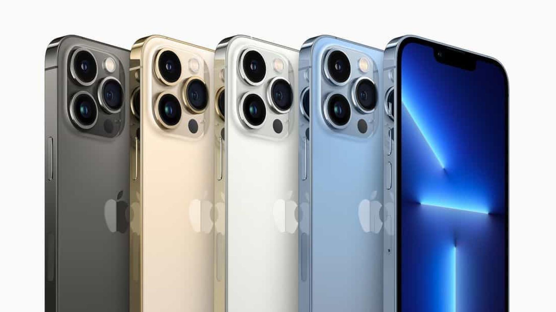 Interessado no iPhone 13 Pro? Talvez tenha de esperar para receber o seu