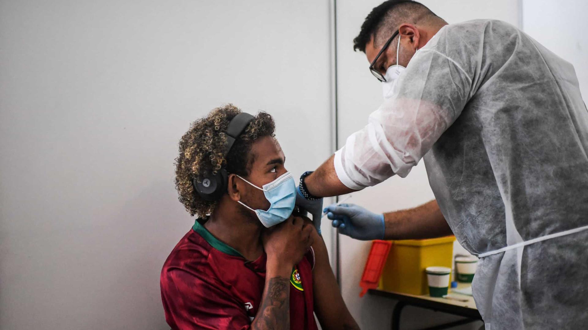 AO MINUTO: Norte já vacinou 85%; Ministro da Saúde do Brasil infetado