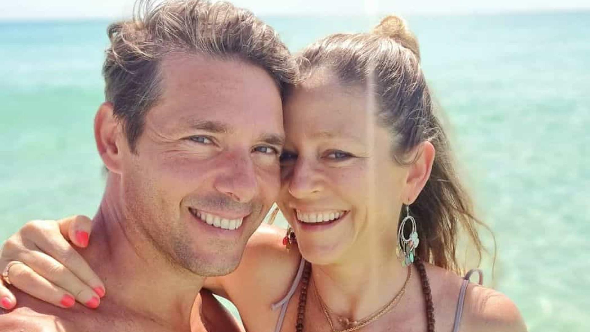 Jorge Corrula e Paula Lobo Antunes foram pais pela 1.ª vez há 9 anos