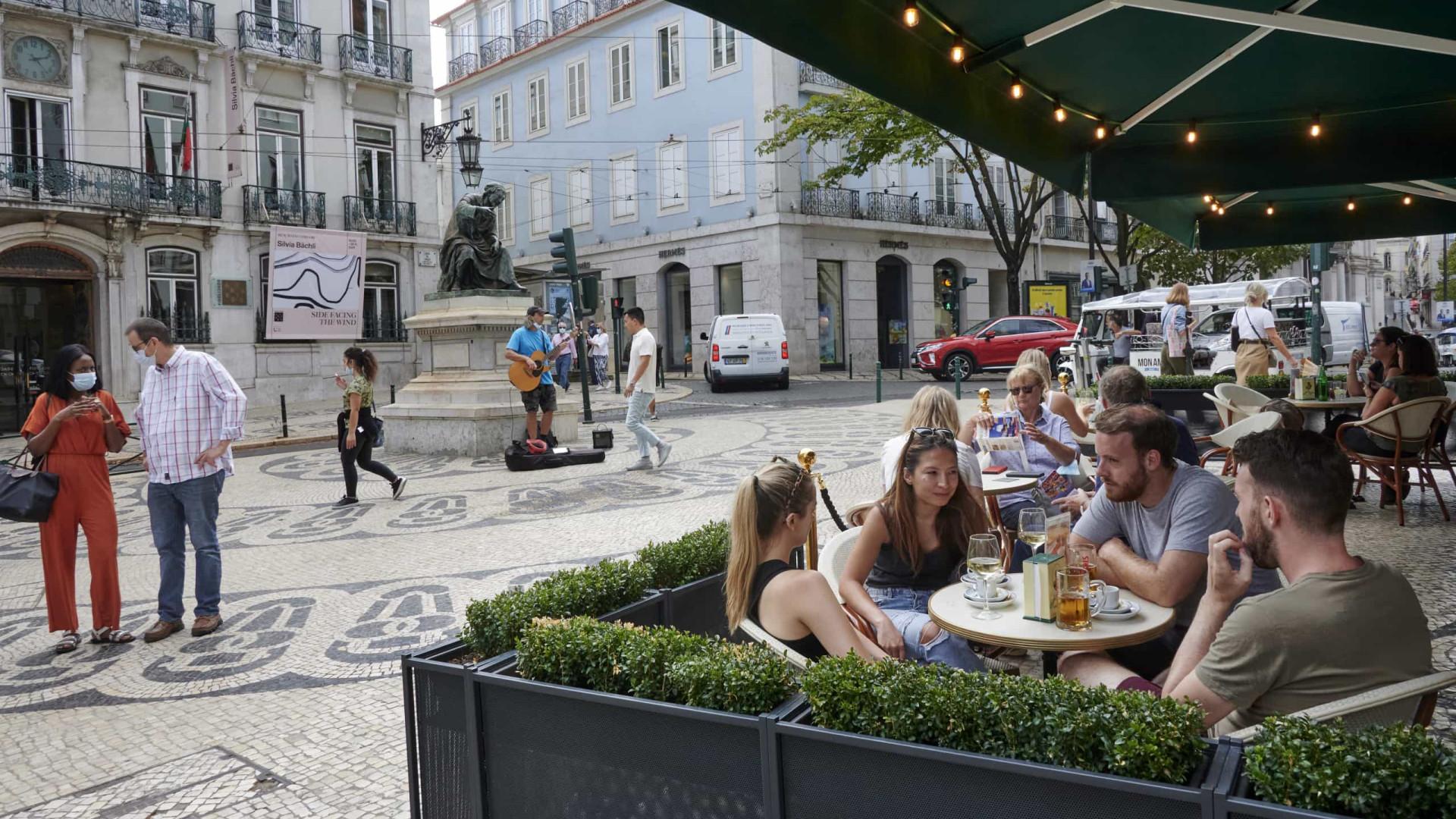 Portugal passa para Alerta ao levantar restrições. Reveja tudo o que muda