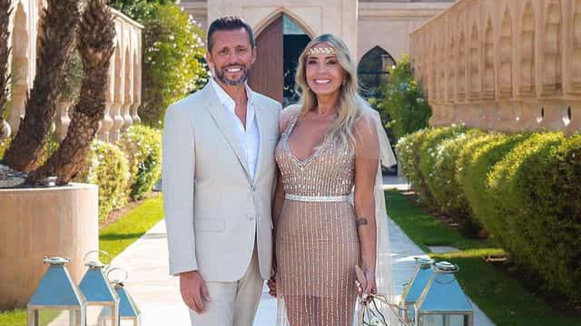 A segunda festa de casamento de Cláudia Jacques (agora em Marraquexe)