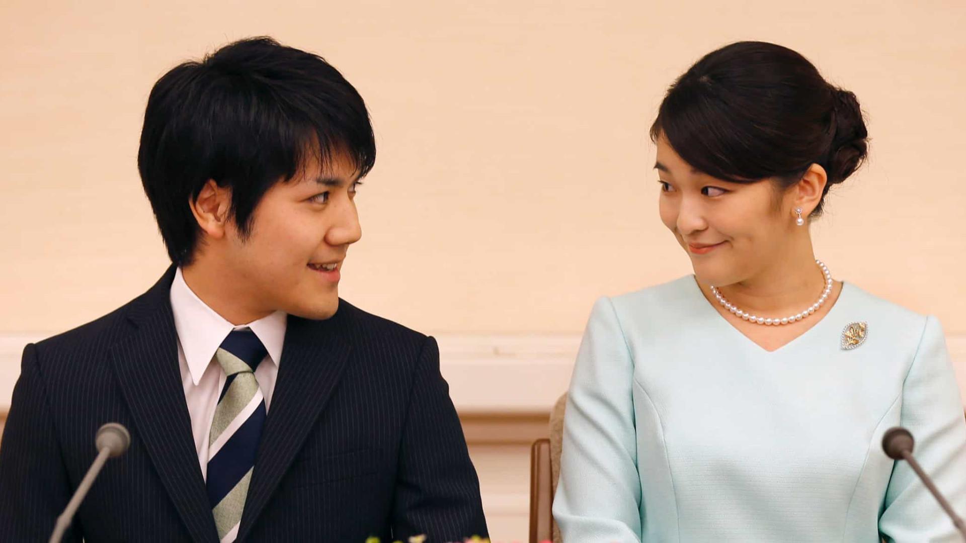 Princesa do Japão casou-se com plebeu e saiu oficialmente da família real