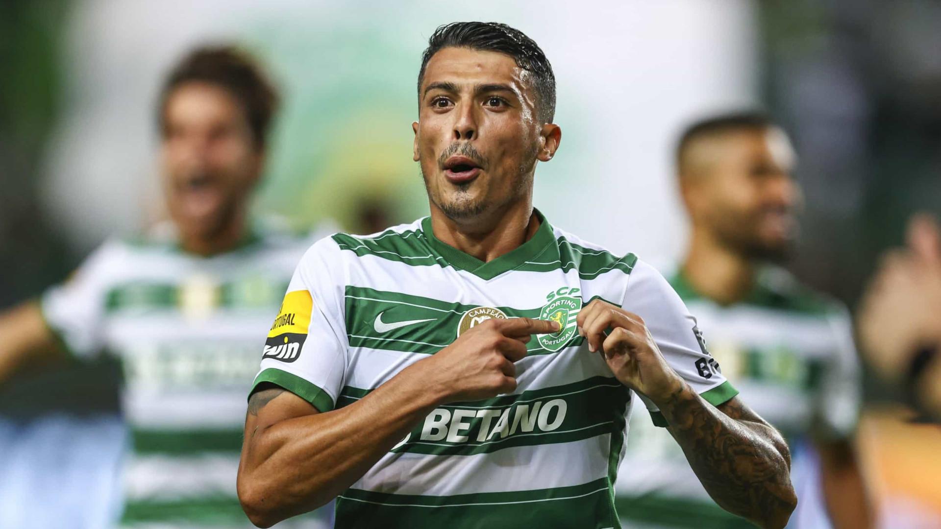 Pedro Porro vence prémio de melhor defesa de setembro na I Liga