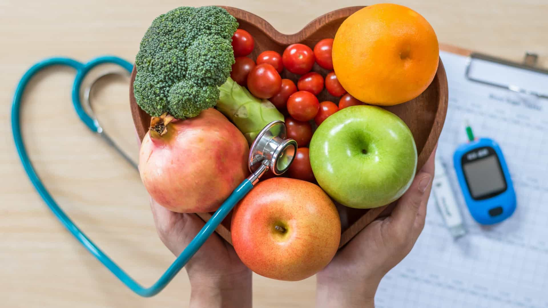 Vamos desmistificar a alimentação na diabetes?