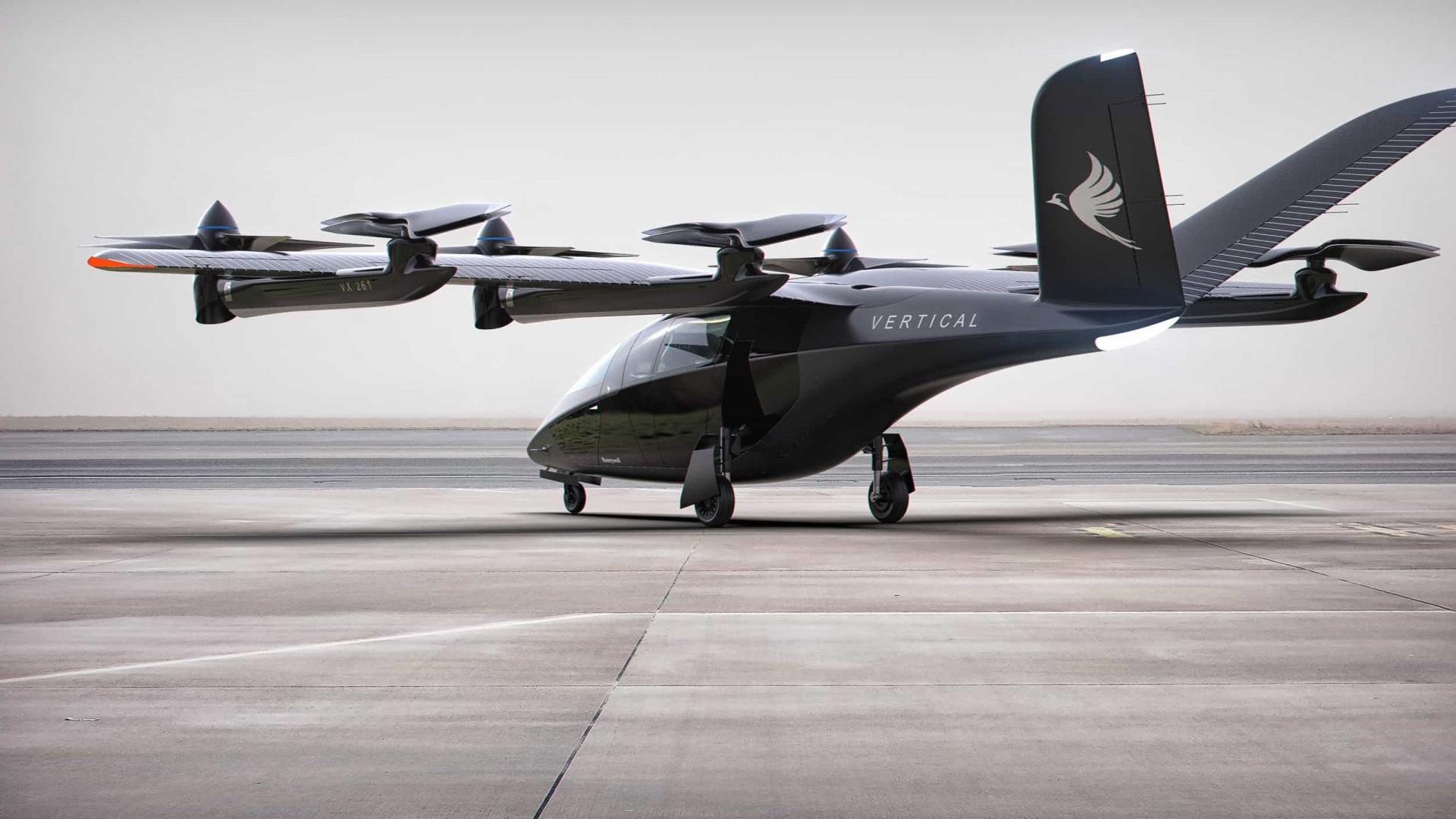 Empresa quer começar a testar táxis voadores em 2022