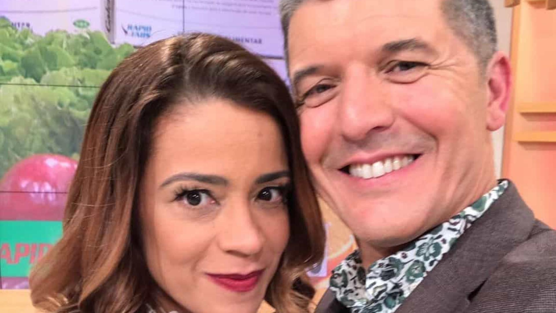 """João Baião felicita Rita Ferro Rodrigues: """"Uma amiga de sempre"""""""