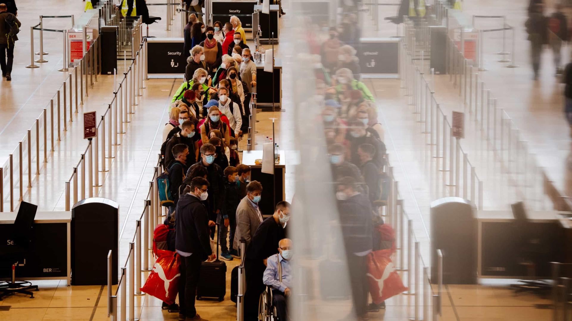 Covid-19. Alemanha reporta mais 4.056 novos casos e 10 óbitos
