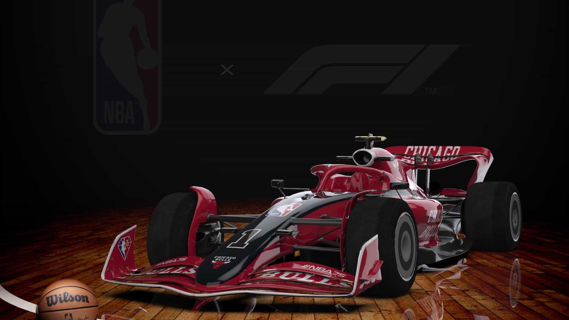 Se as equipas da NBA tivessem um carro de Fórmula 1, eles eram assim