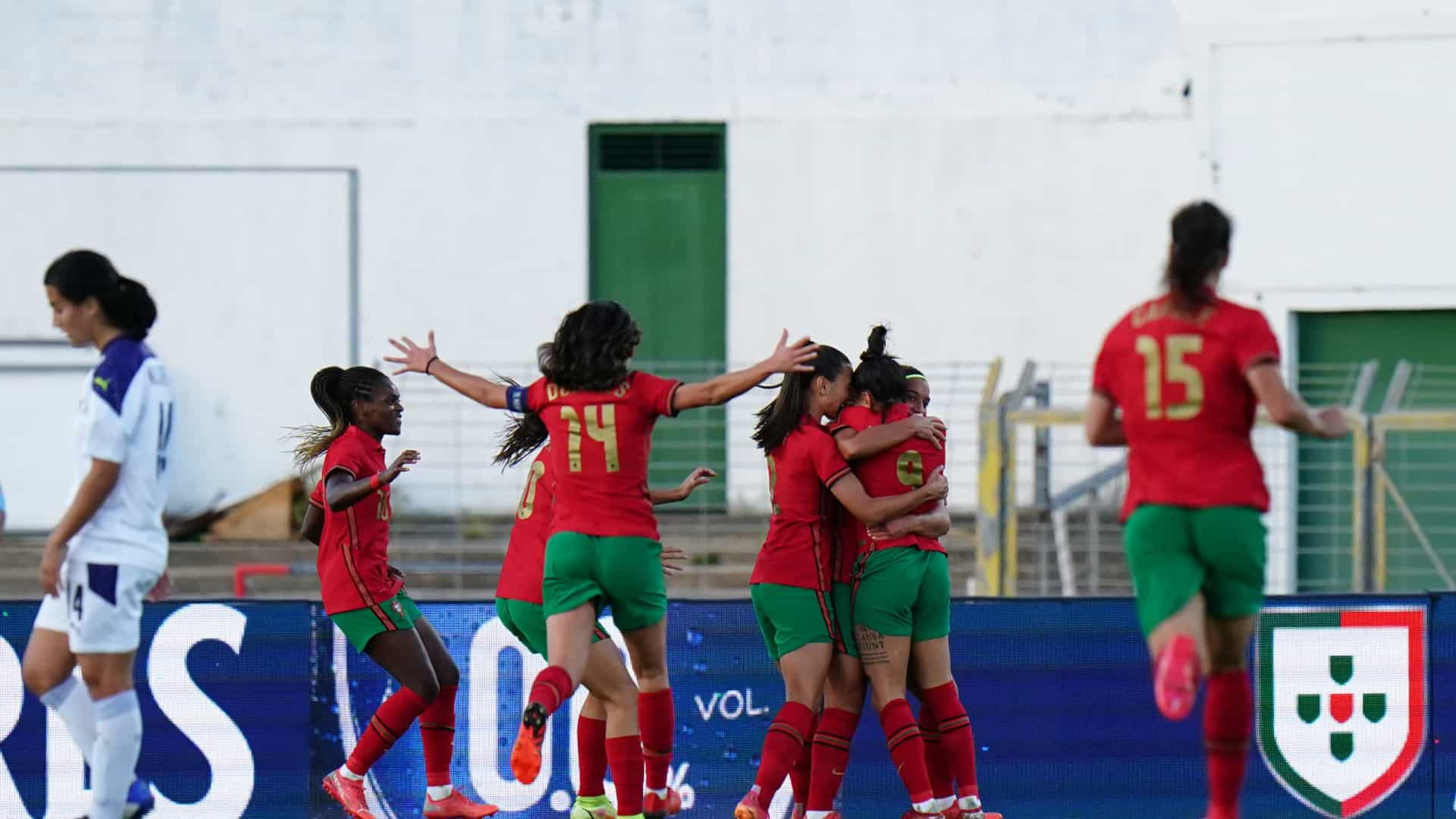Portugal vence Sérvia na fase qualificação para o Mundial