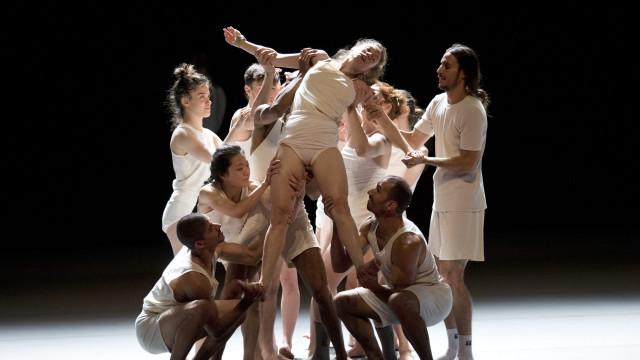 Companhia de dança Batsheva apresenta 'Venezuela' de Ohad Naharin no CCB