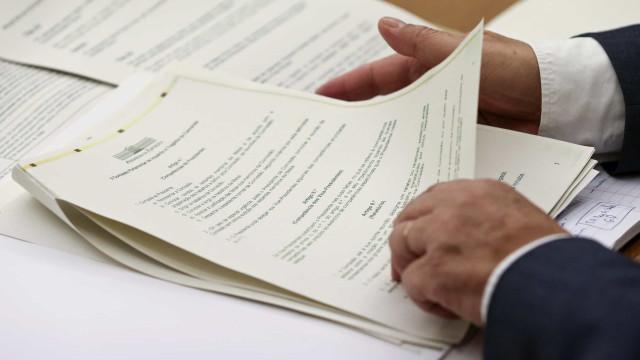 """OE: 257 propostas de alteração entregues """"a nove dias do final do prazo"""""""