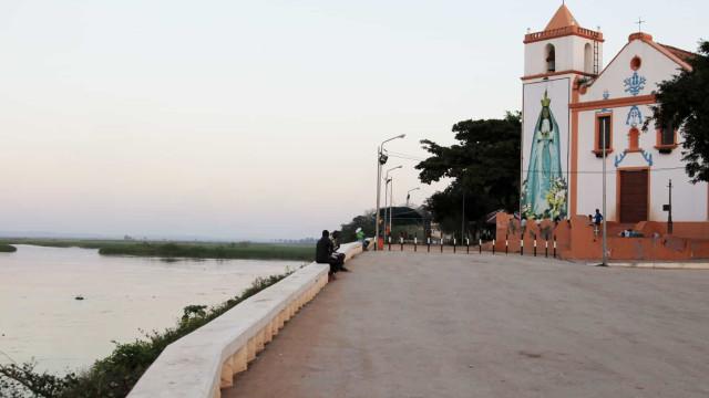 Serão construtoras portuguesas a requalificar santuário angolano