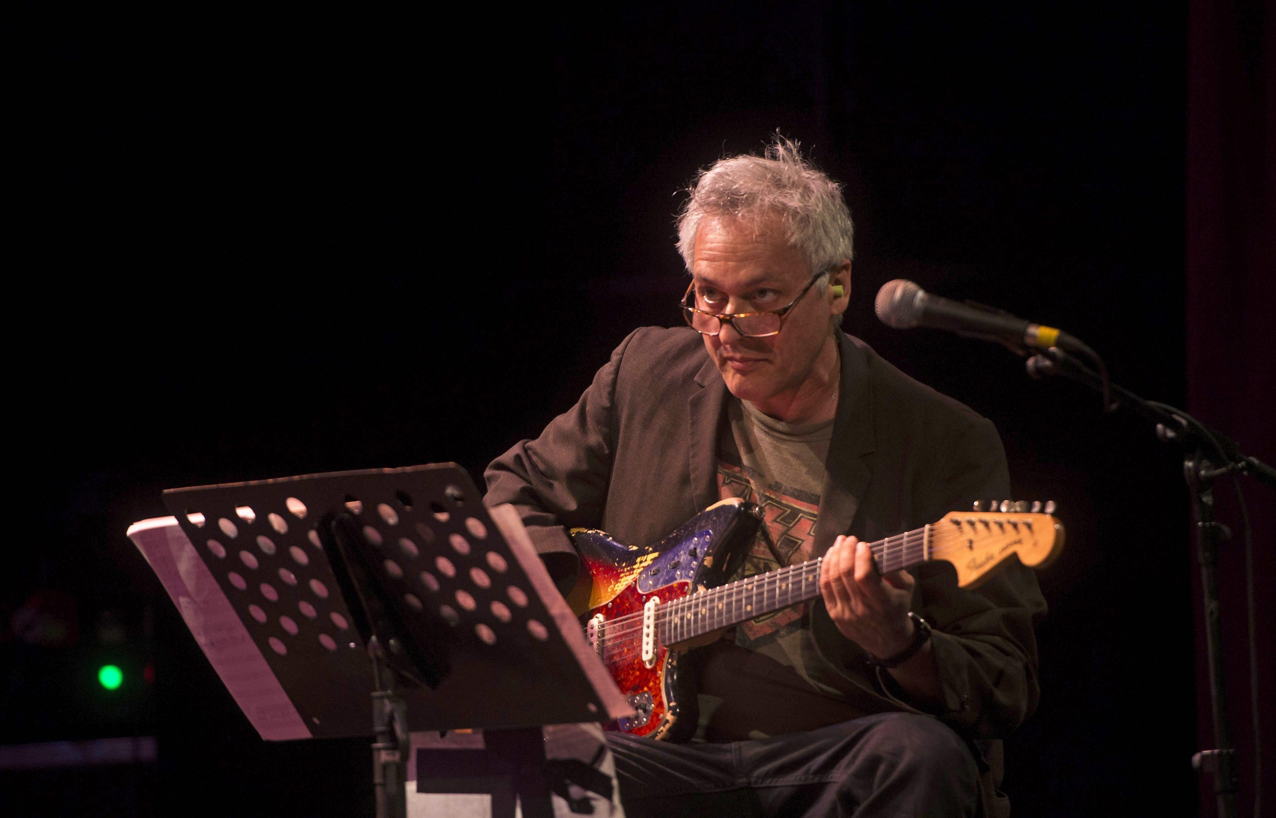 Marc Ribot é o cabeça de cartaz do Portalegre JazzFest