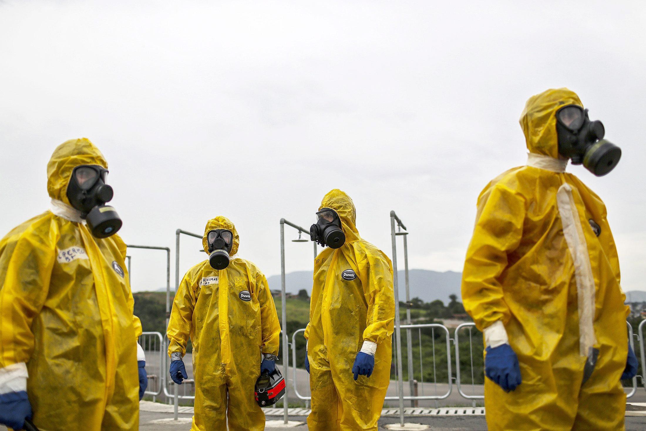 Angola quer aumentar envolvimento na convenção contra armas biológicas