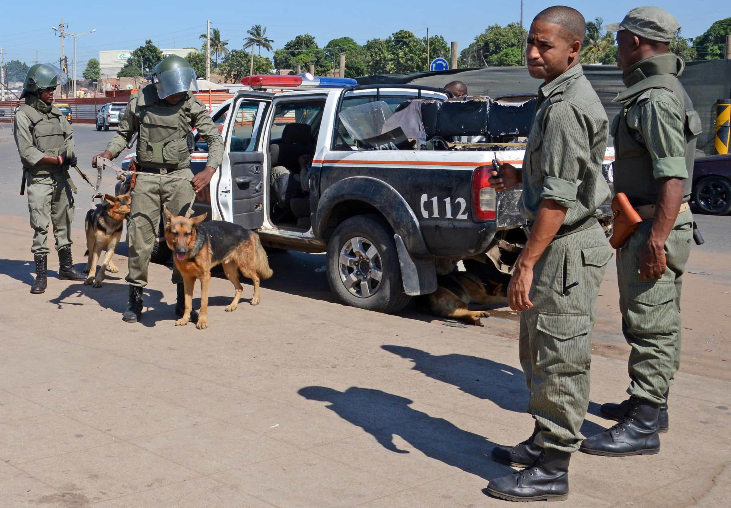 Polícia moçambicana detém suspeitos de homicídio de empresário português