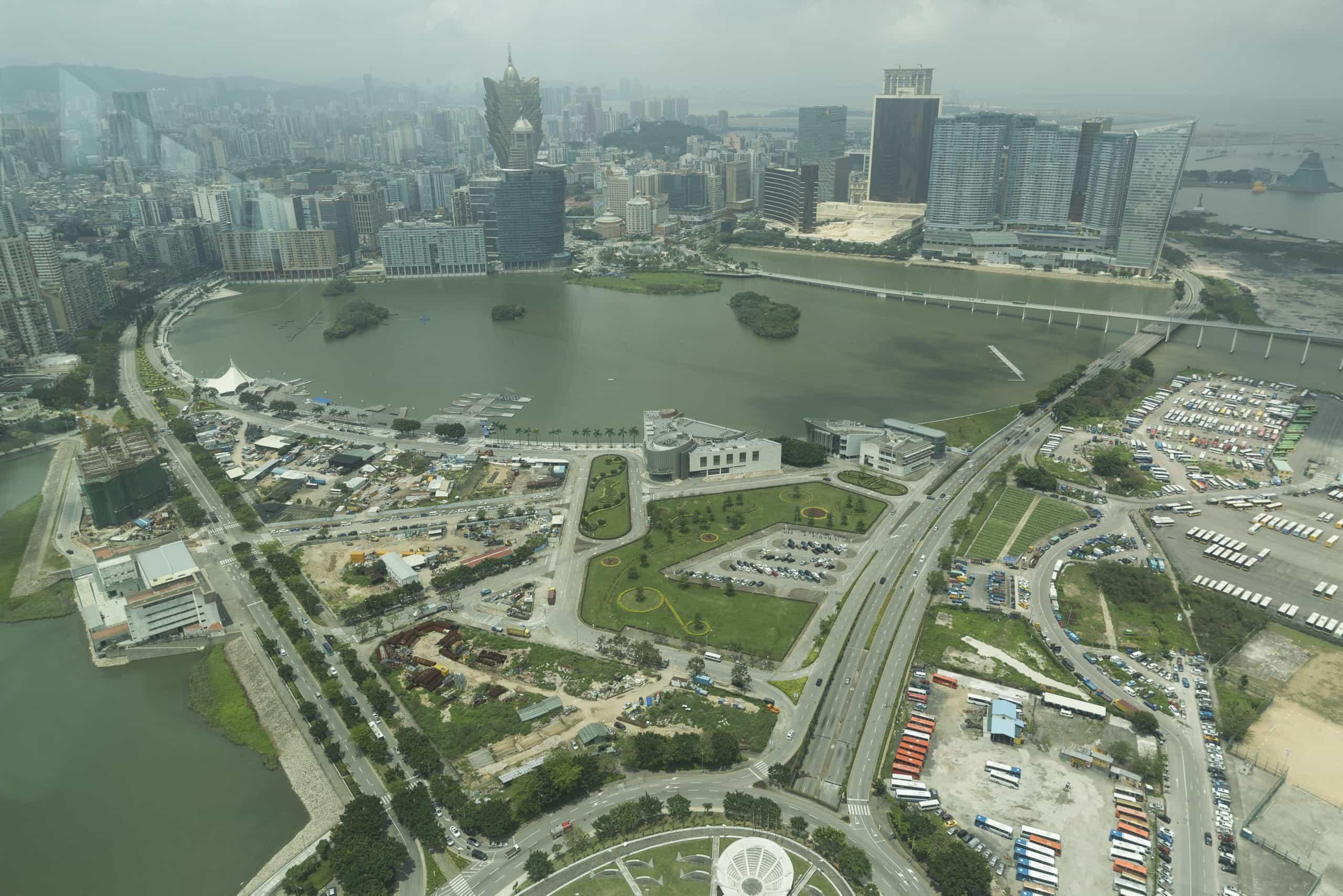 Macau junta peritos para debater Internet e 'cidade inteligente'