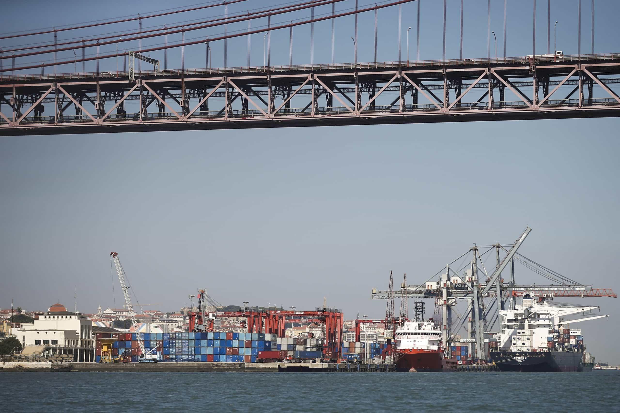 Exportações portuguesas para Luanda diminuem 15% em 2018