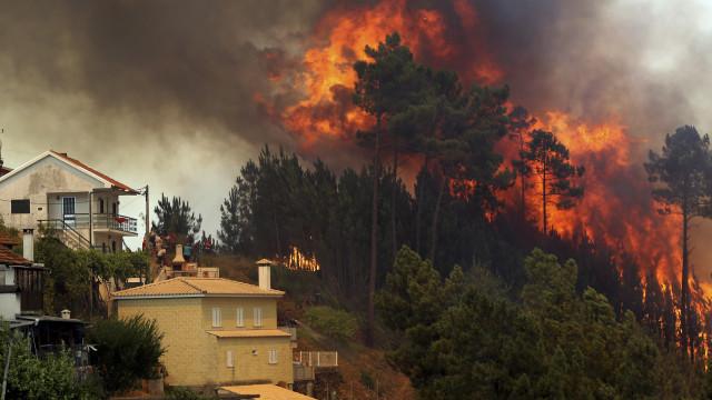 MP arquivou inquérito aos fogos de Arouca e São Pedro do Sul em 2016