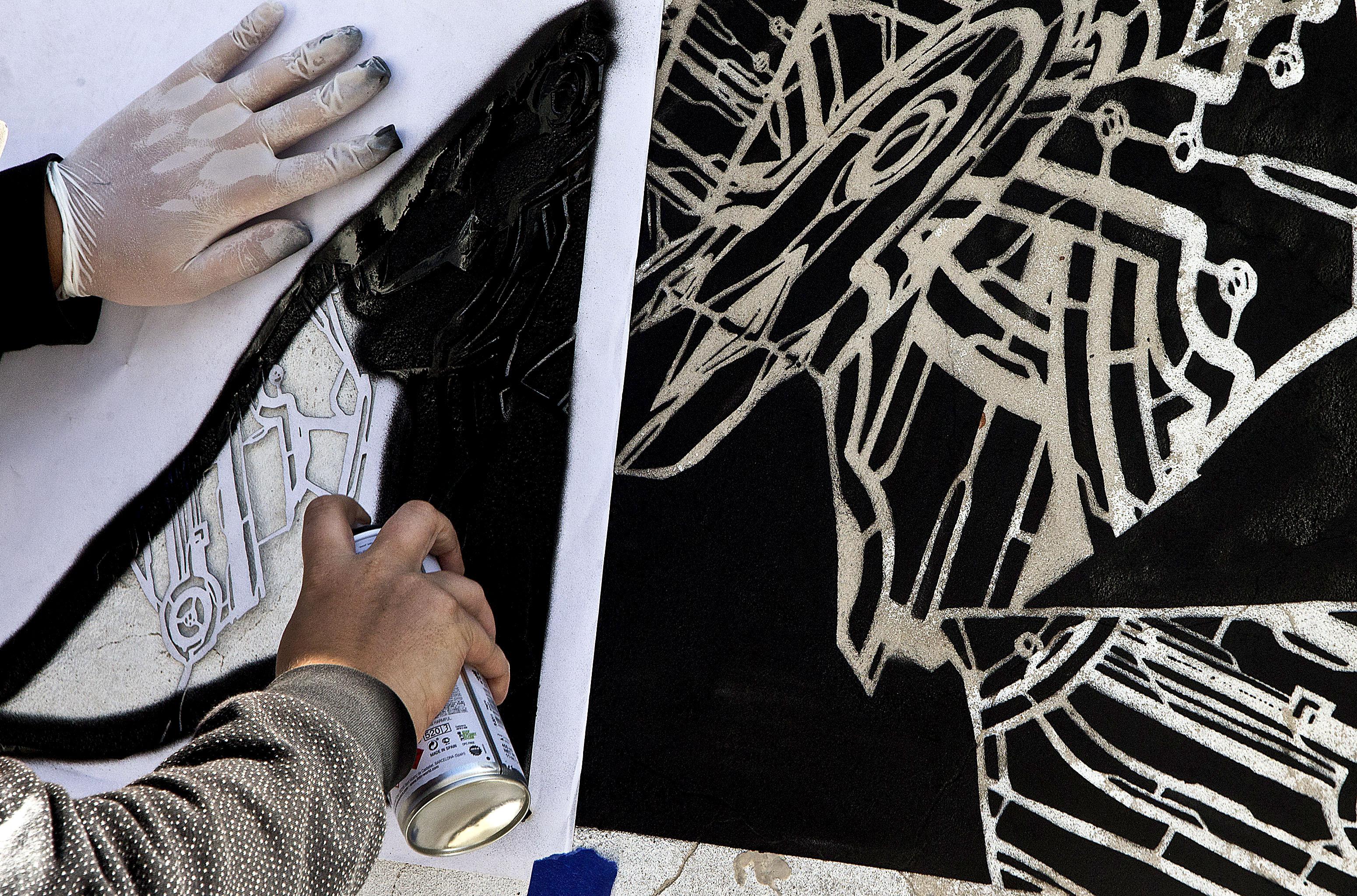 Festival de Arte Urbana de Lisboa com terceira edição em maio no Lumiar