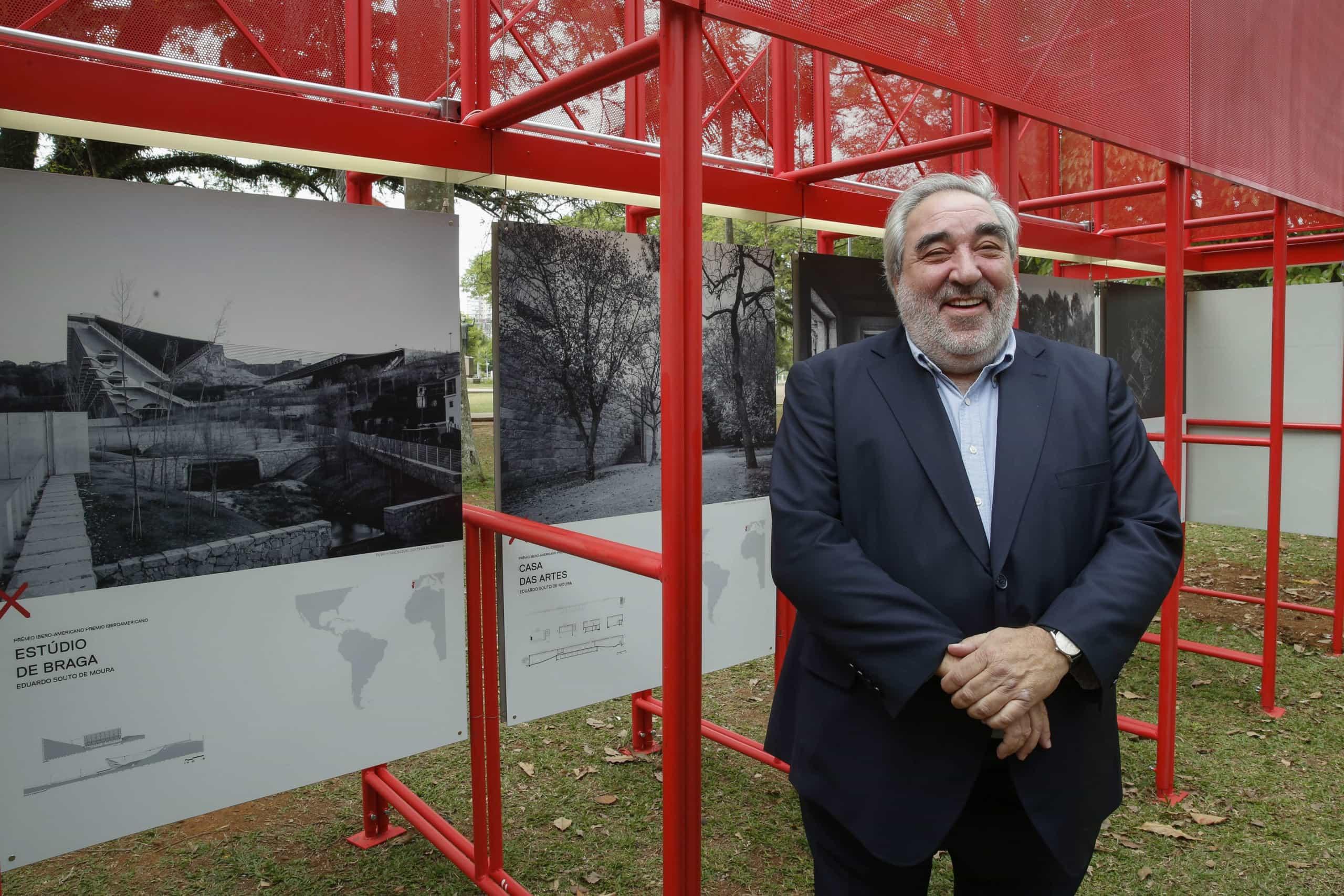 Souto de Moura vence prémio da Academia Americana de Artes e Letras