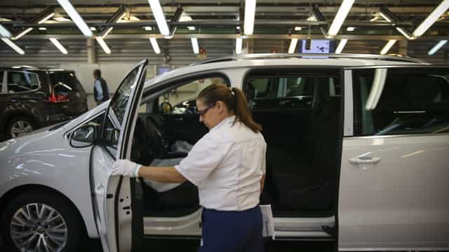 Trabalhadores da Autoeuropa regressam na sexta-feira ao trabalho